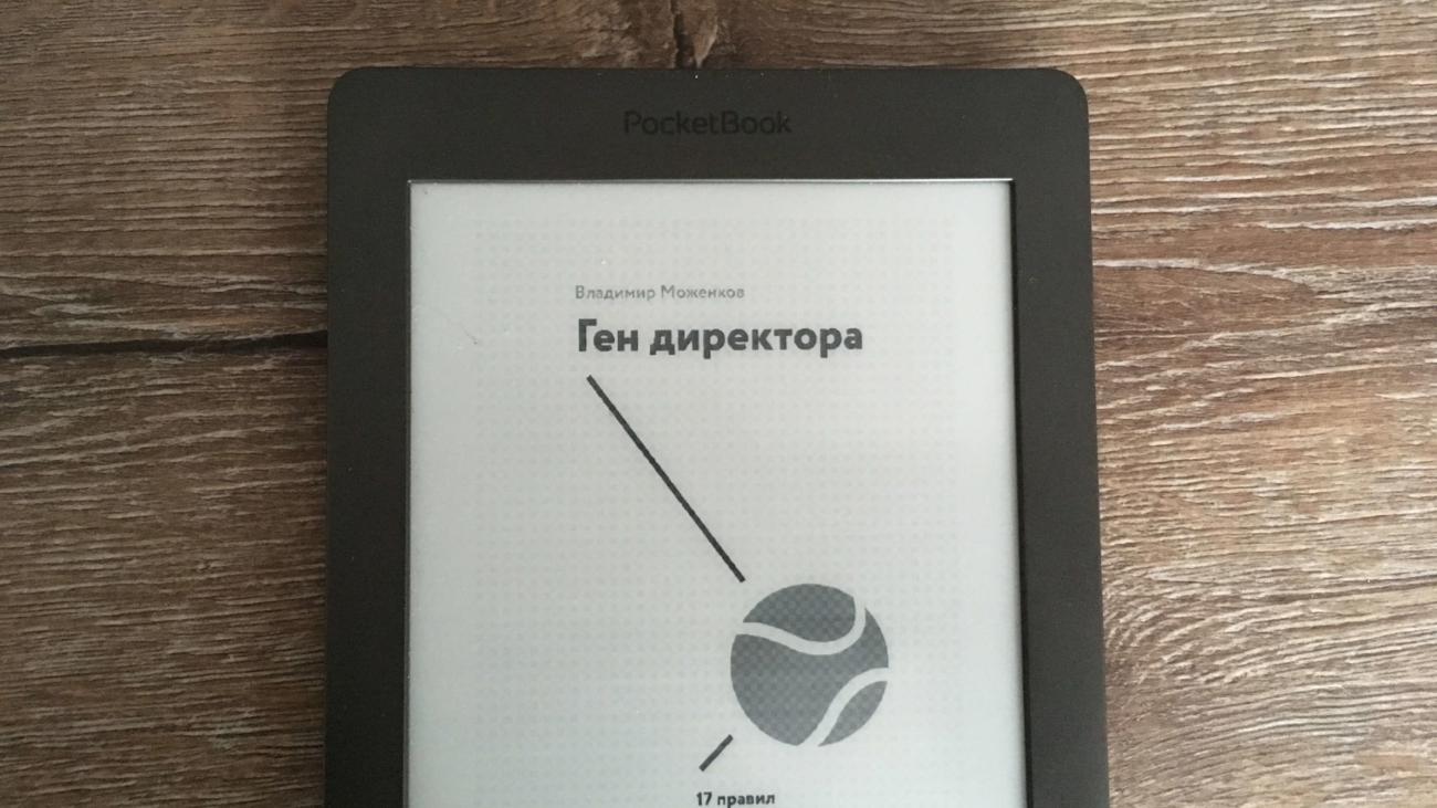 Рецензия на книгу Моженкова Ген директора