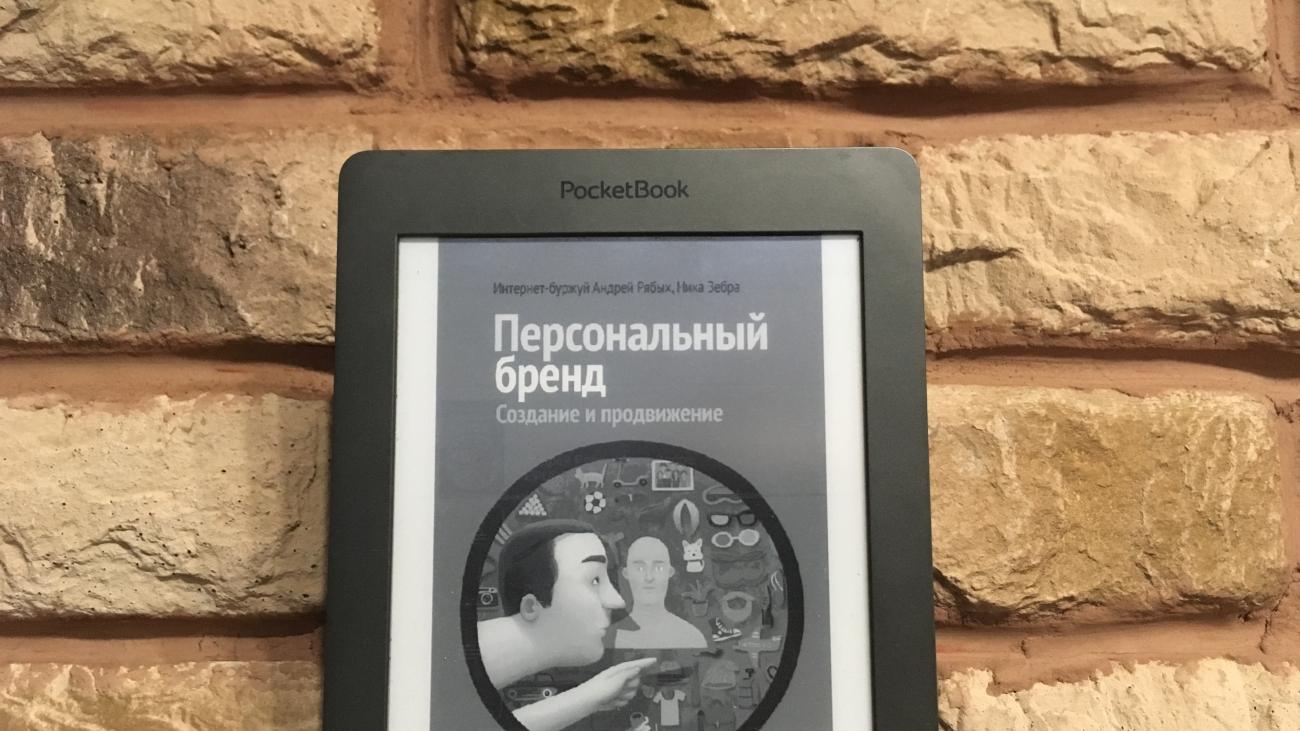 Рецензия к книге Рябых и Зебра Персональный брендинг
